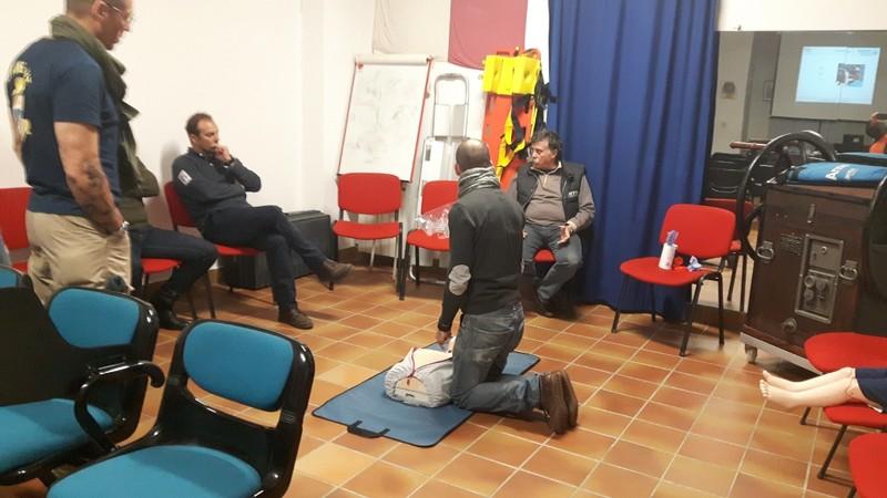 2015 diver medic 17 cedifop for Piscina hydra villabate prezzi