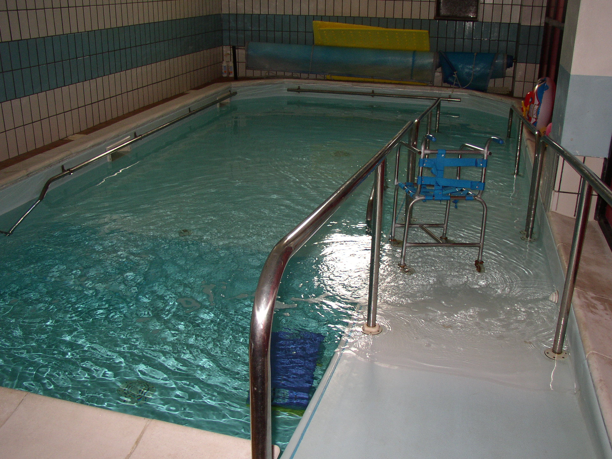 Hydra fisioterapia for Piscina hydra villabate prezzi